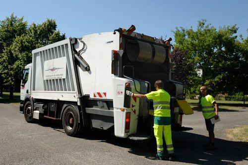 Modifications des tournées de collecte des ordures ménagères