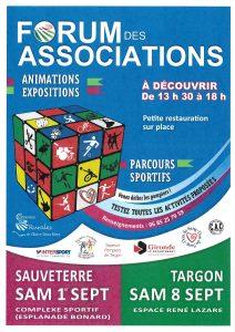 Forum des Associations – édition 2018
